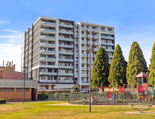 Vantage Apartments Lidcombe